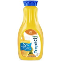 Tropicana Trop50 Orange Juice Beverage No Pulp 59oz BTL