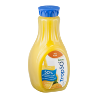 Tropicana Trop50 Orange Juice Beverage No Pulp 59oz BTL product image
