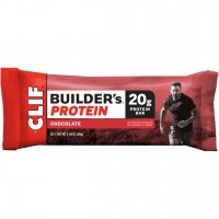 Clif Builder's 20g Protein Bar Chocolate 2.4oz Bar