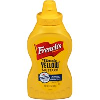 French's Classic Yellow Mustard 8oz Squeeze BTL