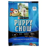 Purina Puppy Chow Complete Nutrition Dry Dog Food 16.5LB Bag product image