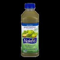 Naked 100% Juice Smoothie Green Machine 32oz BTL