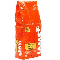 Iams Adult Dry Cat Food Original Formula with Chicken 8LB Bag
