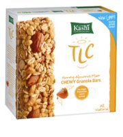 Kashi TLC Chewy Granola Bars Honey Almond Flax 6CT 7.4oz Box