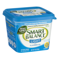 Smart Balance Buttery Spread Light 15oz Tub