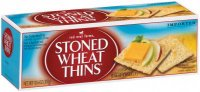 Red Oval Farms Stoned Wheat Thins Wheat Crackers 10.6oz Box
