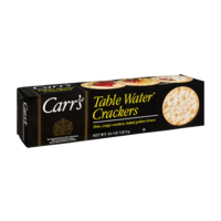 Carr's Table Water Crackers 4.25oz Box