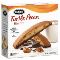 Nonni's Biscotti Turtle Pecan Biscotti 6.88oz Box