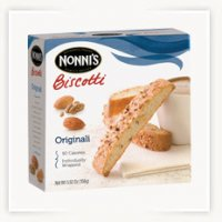 Nonni's Biscotti Originali 5.52oz Box
