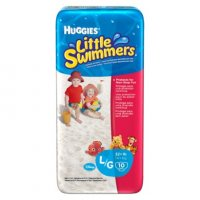 Huggies Little Swimmers Large (32+ LB) 10CT