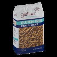 Glutino Gluten Free Pretzel Sticks Family Pack 14.1oz Bag product image