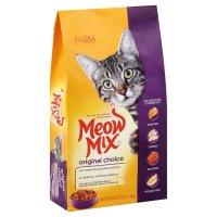 Meow Mix Original Mix Dry Cat Food 3.15LB Bag