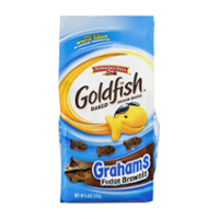 Pepperidge Farm Goldfish Grahams Fudge Brownie 6.6oz Bag product image