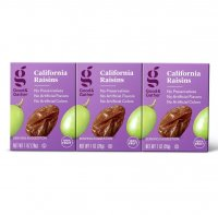 Store Brand California Snack Raisins 6PK 1oz Boxes