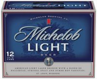 Michelob Light Beer 12CT 12oz Cans *ID Required*