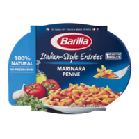 Barilla Mezze Penne with Traditional Marinara Sauce Microwaveable Meal 9oz product image