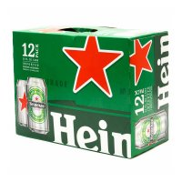 Heineken Beer 12CT 12oz Cans *ID Required* product image