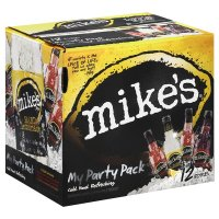 Mike's Hard Variety 12PK 11.2oz Bottles *ID Required*