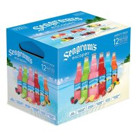 Seagram's Escapes Wine Coolers Variety 12Pack 11.2oz Bottles  *ID Required*