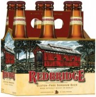 Redbridge Beer Gluten Free 6CT 12oz Bottles *ID Required*