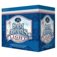 Samuel Adams Light Beer 12CT 12oz Bottles *ID Required*