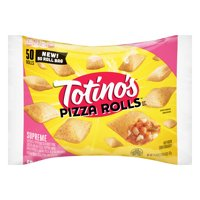 Totino's Pizza Rolls Supreme 40CT 19.8oz Bag