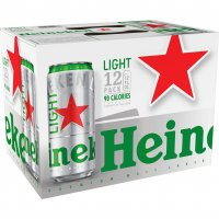 Heineken Light Beer 12CT 12oz Cans *ID Required*