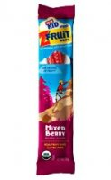 Clif Kids Organic Twisted Fruit Rope Snack Mixed Berry 0.7oz