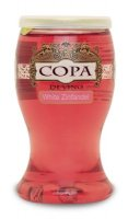 Copa Di Vino Single Serve Wine White Zinfandel *ID Required*