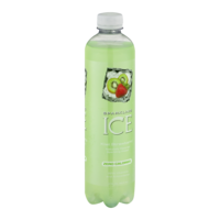 Sparkling Ice Flavored Sparkling Spring Water Kiwi Strawberry 17oz Bottle