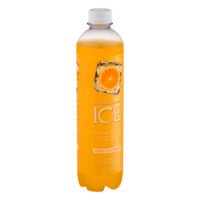 Sparkling Ice Flavored Sparkling Spring Water Orange Mango 17oz Bottle