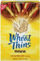 Nabisco Wheat Thins Crackers Multi-Grain 8.5oz Box