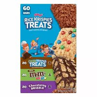 Kellogg's Rice Krispies Treats Variety Pack 54CT Box