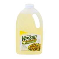 Wesson Canola Oil Pure 64oz BTL