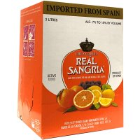 Cruz Garcia Real Sangria Wine 3L Box *ID Required*
