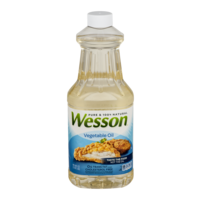 Wesson Vegetable Oil Pure 48oz BTL product image