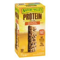 Nature Valley Protein Chewy Peanut Butter Dark Chocolate Bars 26CT 36.92oz Box