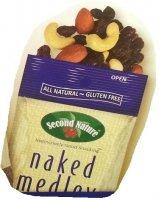 Second Nature Naked Medley Raisin, Almond & Cashew Mix 1.5oz Bag
