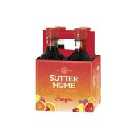 Sutter Home Sangria Wine 4Pack 187ml Bottles  *ID Required*