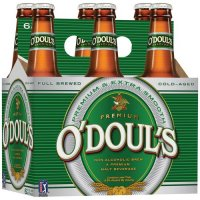 O'Doul's Non-Alcohol Brew Malt Beverage 6CT 12oz Bottles