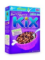 General Mills Berry Berry Kix 12oz Box