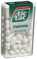 Tic Tac Freshmints 1oz EA