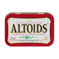 Altoids Peppermint Tin 1.76oz