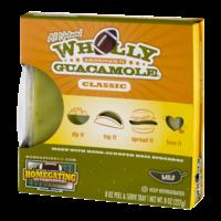 Wholly Guacamole Classic All Natural Guacamole 8oz PKG