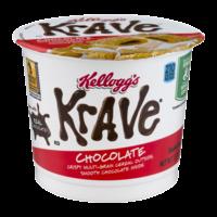 Kellogg's Krave Chocolate Cereal Single 1.87oz Cup