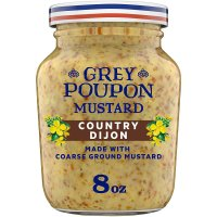 Grey Poupon Country Dijon Mustard 8oz. Jar