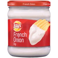 Lay's French Onion Dip 15oz Jar