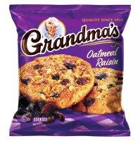 Grandma's Oatmeal Raisin Cookies 2CT PKG