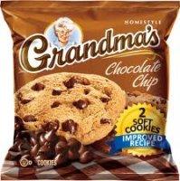 Grandma's Chocolate Chip Cookies 2CT PKG