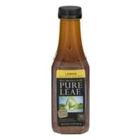 Pure Leaf Real Brewed Tea Lemon 18.5oz BTL